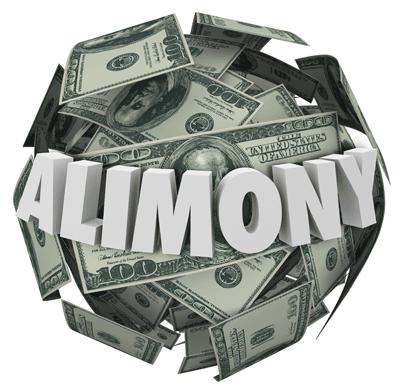 Alimony Logo